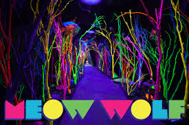 Meow Wolf: Convention-Defying Art House Is Turning Heads {Meow Wolf: Convention-Defying Art House Is Turning Heads} – English